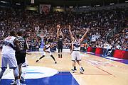 Spizzichini<br /> Kontatto Fortitudo Bologna vs Segafredo Virtus Bologna<br /> Campionato Basket LNP 2016/2017<br /> Bologna 14/04/2017<br /> Foto Ciamillo-Castoria/A. Gilardi
