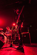 The Jon Spencer Blues Explosion performs in Madrid