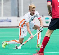 ROTTERDAM -HOCKEY - ABN AMRO CUP , als voorbereiding op de competitie. Oranje Rood speler Joep de Mol.   COPYRIGHT KOEN SUYK