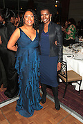 October 19, 2012-New York, NY: (L-R) Gail Perry, President, BRAG and Constance White, Editor-in-Chief, Essence Magazine at the BRAG 42nd Annual Scholarship & Scholarship Awards Dinner Gala held at Pier Sixty at Chelsea Piers on October 19, 2012 in New York City. BRAG, a 501 (c) (3) not for profit organization, is dedicated to the inclusion of African Americans and all people of color in retail and related industries.  (Terrence Jennings)