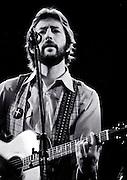 Eric Clapton concert - London 1980