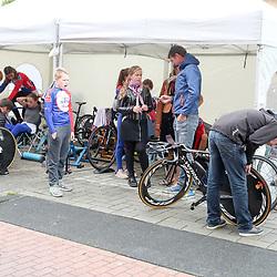 30-09-2017: Wielrennen: Nederlands kampioenschap clubteams: Dronten