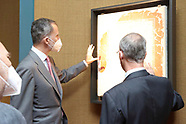 050521 King Felipe VI attends the opening of the Roman Forum Museum Molinete