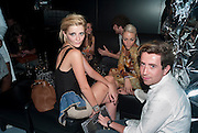 MISCHA BARTON; JAIME WINSTONE; NICK GRIMSHAW;, Mark Jacobs' Bang' fragrance preview. Harvey Nicholls. London. 22 July 2010. -DO NOT ARCHIVE-© Copyright Photograph by Dafydd Jones. 248 Clapham Rd. London SW9 0PZ. Tel 0207 820 0771. www.dafjones.com.