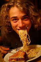 TUNUI IN ITALY, AGE 14