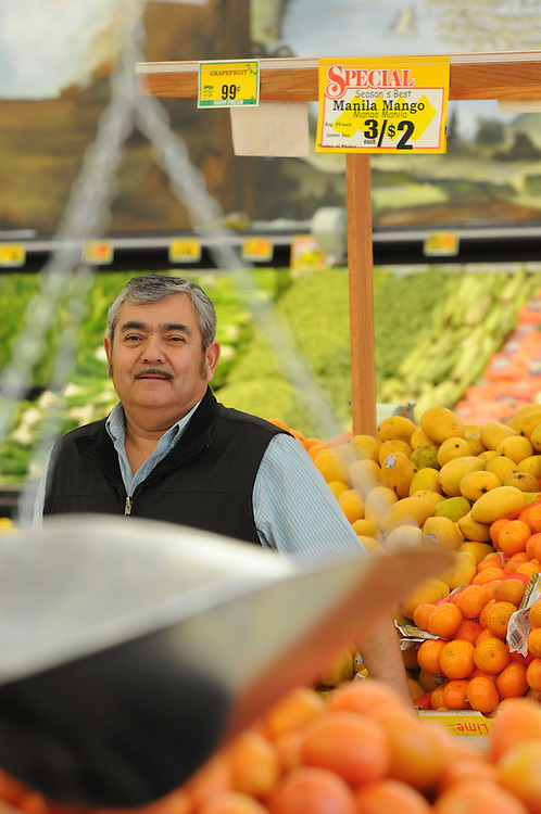 Jose Jimenez began Carnicerias Jimenez in 1975 with a single store in Chicago's Little Village neighborhood. Today, his grocery chain includes 8 stores and over 400 employees.