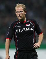 Fotball<br /> 12.04.2007<br /> Foto: Witters/Digitalsport<br /> NORWAY ONLY<br /> <br /> Tim de Cler Alkmaar<br /> UEFA-Cup Viertelfinale SV Werder Bremen - AZ Alkmaar 4:1