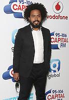 Jillionaire, Capital FM Summertime Ball 2016, Wembley Studium, London UK, 11 June 2016, Photo by Brett D. Cove