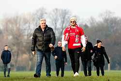 Fans arrive at Anfield through Stanley Park ahead of Liverpool v Newcastle United - Mandatory by-line: Robbie Stephenson/JMP - 26/12/2018 - FOOTBALL - Anfield - Liverpool, England - Liverpool v Newcastle United - Premier League