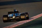March 3, 2017: Circuit de Catalunya.  Antonio Giovinazzi, Sauber F1 development driver
