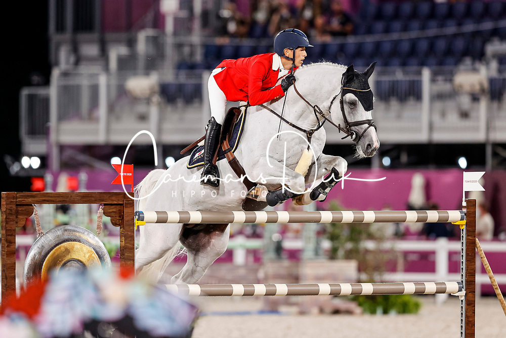 Saito Koki, JPN, Chilensky, 359<br /> Olympic Games Tokyo 2021<br /> © Hippo Foto - Stefan Lafrentz<br /> 04/08/2021