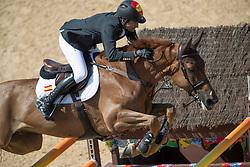 Fernandez Saro Manuel, ESP, U Watch<br /> Olympic Games Rio 2016<br /> © Hippo Foto - Dirk Caremans<br /> 17/08/16