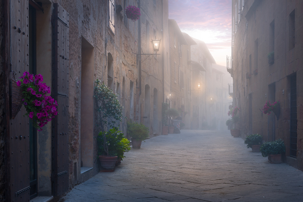 Tuscany, Italy. July 2018.