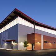 Flint- Roseville High School Aux Gym