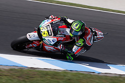 October 20, 2017 - Phillip Island, Australie - CAL CRUTCHLOW - BRITISH - LCR HONDA - HONDA (Credit Image: © Panoramic via ZUMA Press)