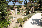 Garden Archaeological museum, Rhodes, Greece