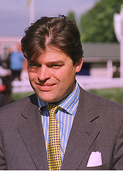 LORD PORCHESTER at a race meeting at Newbury on 18th September 1998.MKC 165