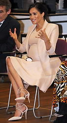 Meghan Markle, The Duchess of Sussex, visits The National Theatre in London, UK, on the 30th January 2019. Picture by Jon Bond/WPA-Pool. 30 Jan 2019 Pictured: Meghan Markle, Duchess of Sussex. Photo credit: MEGA TheMegaAgency.com +1 888 505 6342