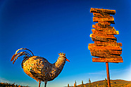 Delta Junction/ Chicken