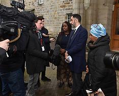 Sheku Bayoh's mother Meets Chief Constable, Kincardine, 16 December 2019