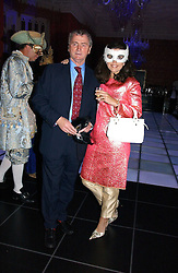 STEPHEN QUINN and KIMBERLEY FORTIER at the 2006 Moet & Chandon Fashion Tribute in honour of photographer Nick Knight, held at Strawberry Hill House, Twickenham, Middlesex on 24th October 2006.<br /><br />NON EXCLUSIVE - WORLD RIGHTS