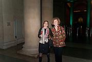 MICHINA PONZOME; JORUNN BANKS, Migrations private view, Tate Britain. London. 30 January 2012.