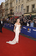 Amanda Holden. TV Bafta Awards. 21 April 2002. © Copyright Photograph by Dafydd Jones 66 Stockwell Park Rd. London SW9 0DA Tel 020 7733 0108 www.dafjones.com