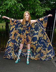 Ellie Bamber attending the Serpentine Summer Party 2017, presented by the Serpentine and Chanel, held at the Serpentine Galleries Pavilion, in Kensington Gardens, London.