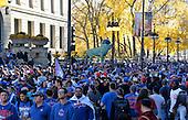 Cubs World Series Parade 11/4/2016