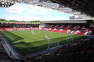 Bristol City ground Ashton Gate before the EFL Sky Bet Championship match between Bristol City and Derby County at Ashton Gate, Bristol, England on 17 September 2016. Photo by Gary Learmonth.