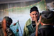 Journee peche etang de la Dombes (Ain)