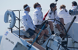 Sailing - SCOTLAND  - 28th May 2018<br /> <br /> Final days racing the Scottish Series 2018, organised by the  Clyde Cruising Club, with racing on Loch Fyne from 25th-28th May 2018<br /> <br /> GBR3627L, Animal, Kevin Aitken, CCC/RNCYC, First 36.7<br /> <br /> Credit : Marc Turner<br /> <br /> Event is supported by Helly Hansen, Luddon, Silvers Marine, Tunnocks, Hempel and Argyll & Bute Council along with Bowmore, The Botanist and The Botanist