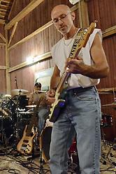 Loki in Concert at the Brooksvale Park Fall Festival Night Barn Jam