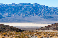 United States, California, Death Valley. Desert west of Stovepipe Wells.