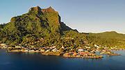 Vaitape, Bora Bora, French Polynesia, South Pacific