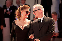 Susan Sarandon and  Thierry Fremaux at the premiere of the film The Leisure Seeker (Ella & John) at the 74th Venice Film Festival, Sala Grande on Sunday 3 September 2017, Venice Lido, Italy.
