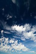 Cloud Formations over Fremantle, Western Australia