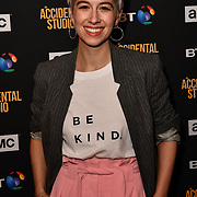 SuRie Arrivers at Premiere of documentary about the British film production company, Handmade Films, created by George Harrison of the Beatles on 27 March 2019, London, UK.