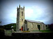 St Mura's Parish Church, Fahan, Donegal, 1820