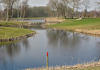 NAARDEN - Golfbaan Naarderbos bij Naarden COPYRIGHT KOEN SUYK