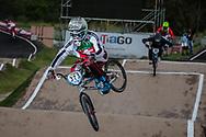 #373 (BLANC Renaud) SUI at the 2016 UCI BMX Supercross World Cup in Santiago del Estero, Argentina