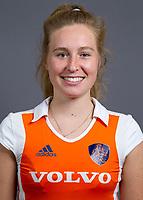 Den Bosch - 2012 Jong Oranje dames , U18, Marili Visch.   COPYRIGHT KOEN SUYK