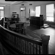 Restored Comal County Courthouse in New Braunfels. Photo by Nathan Lambrecht