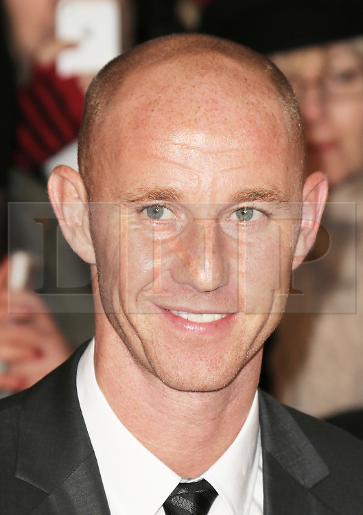 © Licensed to London News Pictures. Former Manchester United footballer Nicky Butt attends The Class of 92  World Film Premiere at The Odeon West End, Leicester Square, London on 01 December 2013. Photo credit: Richard Goldschmidt/LNP