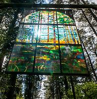 The Forest of Dean Sculpture Trail, Beechenhurst, Speech House Road, Coleford, Gloucestershire