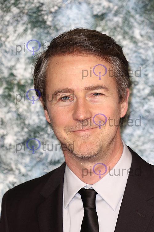 Edward Norton, Collateral Beauty - European film premiere, Leicester Square, London UK, 15 December 2016, Photo by Richard Goldschmidt