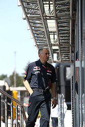 22.08.2015, Circuit de Spa, Francorchamps, BEL, FIA, Formel 1, Grand Prix von Belgien, Qualifying, im Bild Franz Tost (Teamchef Scuderia Toro Rosso) // during the Qualifying of Belgian Formula One Grand Prix at the Circuit de Spa in Francorchamps, Belgium on 2015/08/22. EXPA Pictures © 2015, PhotoCredit: EXPA/ Eibner-Pressefoto/ Bermel<br /> <br /> *****ATTENTION - OUT of GER*****