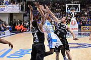 DESCRIZIONE : Campionato 2014/15 Dinamo Banco di Sardegna Sassari - Dolomiti Energia Aquila Trento Playoff Quarti di Finale Gara4<br /> GIOCATORE : Toto Forray<br /> CATEGORIA : Difesa<br /> SQUADRA : Dolomiti Energia Aquila Trento<br /> EVENTO : LegaBasket Serie A Beko 2014/2015 Playoff Quarti di Finale Gara4<br /> GARA : Dinamo Banco di Sardegna Sassari - Dolomiti Energia Aquila Trento Gara4<br /> DATA : 24/05/2015<br /> SPORT : Pallacanestro <br /> AUTORE : Agenzia Ciamillo-Castoria/L.Canu