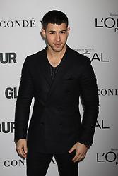 November 13, 2017 - New York City, New York, USA - 11/13/17.Nick Jonas at The 2017 Glamour Women of the Year Awards in Brooklyn, New York. (Credit Image: © Starmax/Newscom via ZUMA Press)
