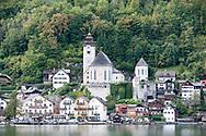 Hallstatt, Dachstein, a Unesco World Heritage Site. Salzkammergut, Austria © Rudolf Abraham